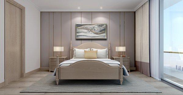 杭州家装中卧室床头壁灯风水的一些讲究