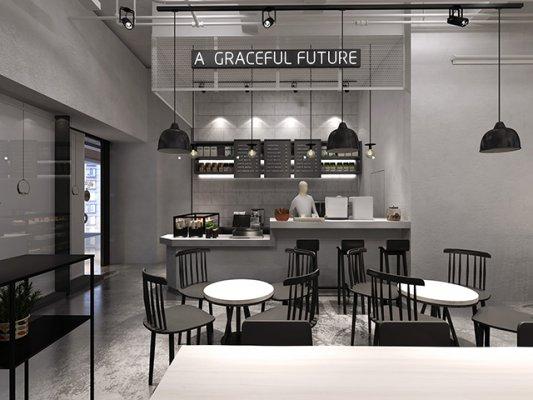 杭州工装公司特色餐饮怎么设计?