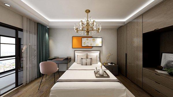 杭州装修中美式客厅墙面搭配方法!